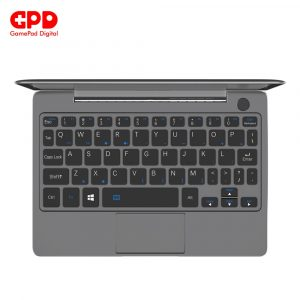 GPD P2 Max Gaming Laptop Ultrabook Computer Notebook DDR3 RAM 16GB  SSD 512GB 8.9 Inch 2K Touch Screen Intel Core m3-8100Y